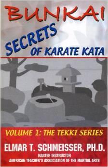 'Bunkai: Secrets of Karate Kata Volume 1: The Tekki Series
